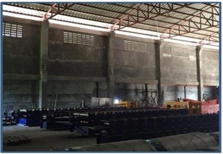 Pajora Steel Manufacturing Company (our Subsidiary Company