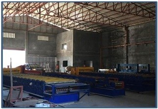 Pajora Steel Manufacturing Company (our Subsidiary Company) | Sta